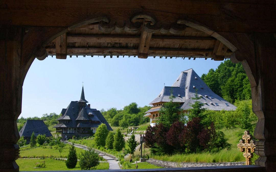 Mănăstirea Bârsana Maramureș